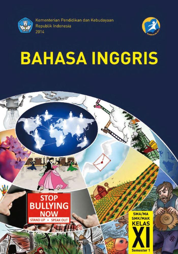 Buku Siswa SMA/MA Kelas XI Bahasa Inggris