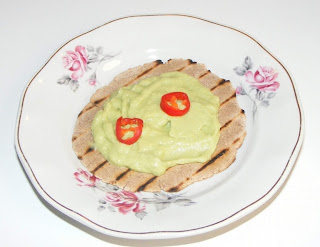 Turte de hrisca cu guacamole retete culinare,