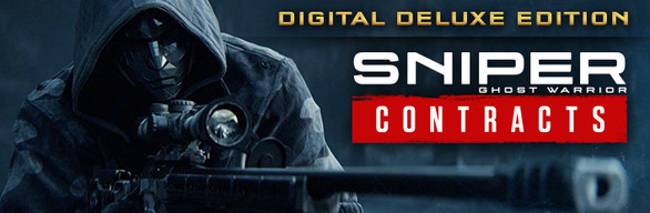 Sniper Ghost Warrior Contracts Digital Deluxe Edition-CODEX