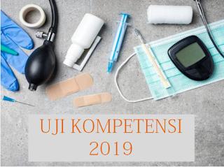 Jadwal Uji Kompetensi (UKOM) Perawat dan Bidan 2019 Periode 1