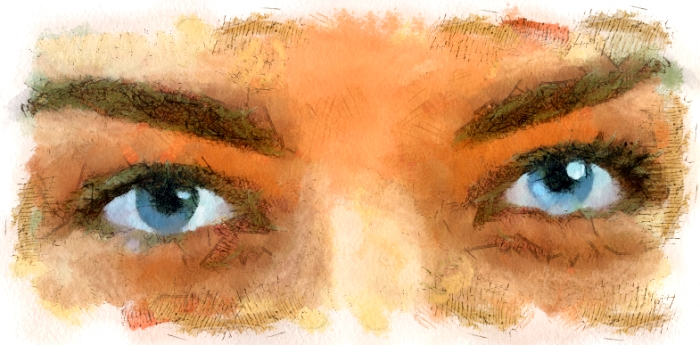 Mirada blava (Quim Robsen)