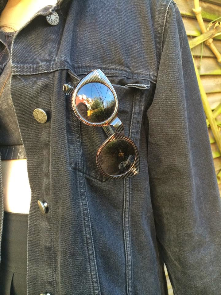 sunglasses, topshop, denim, black, fashion