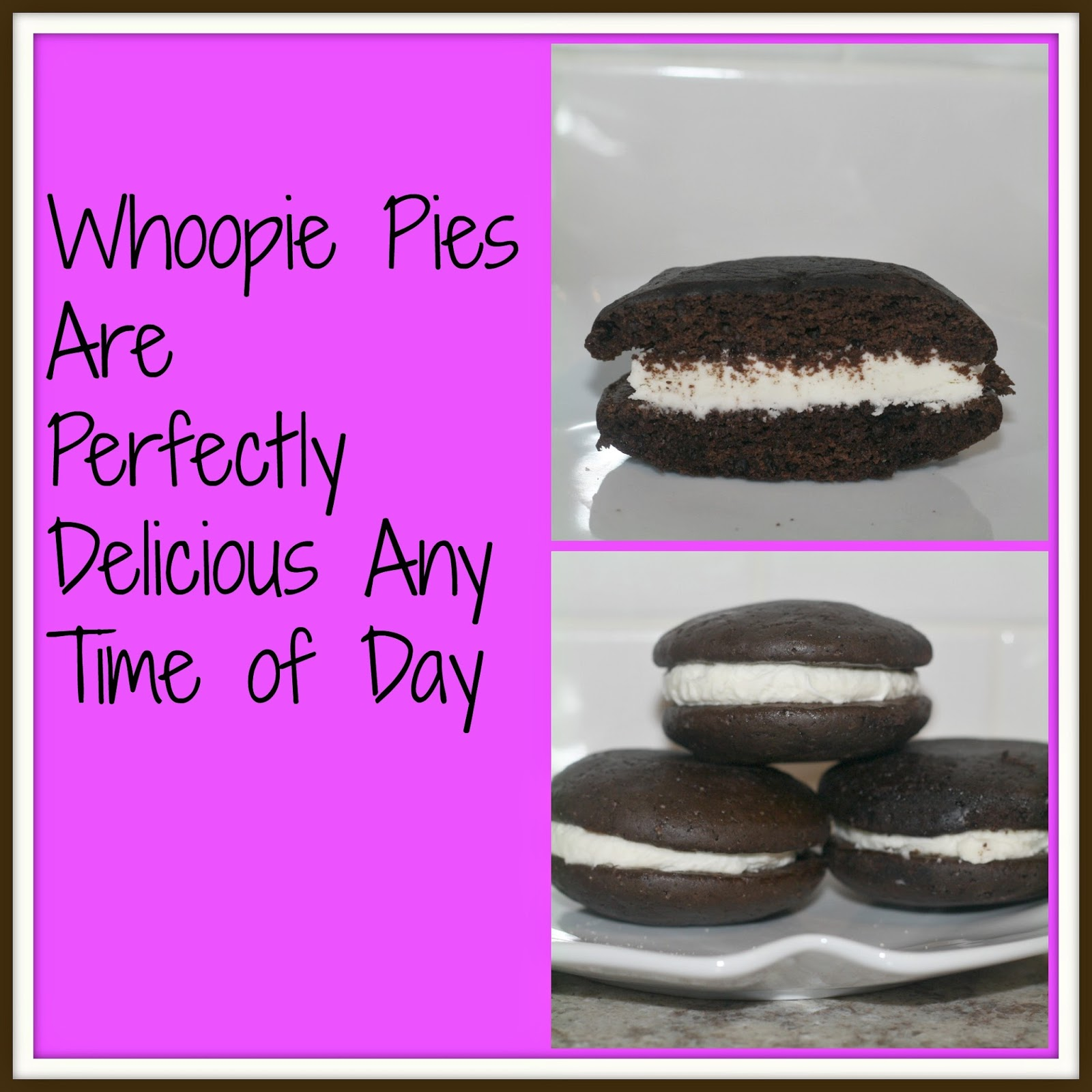 Sammi S Blog Of Life Whoopie Pies From Black Cat Cookie Company