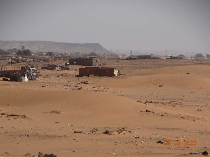 El pueblo saharaui lleva 45 años confinado, y no es por el Coronavirus