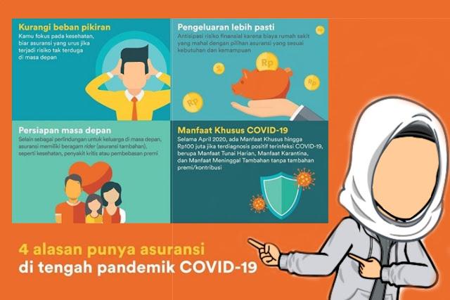 kenapa harus punya asuransi di masa pandemi