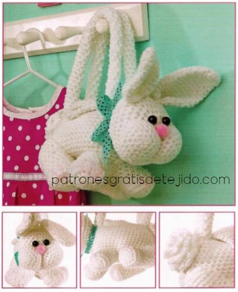 patrones-de-bolso-conejo-a-crochet