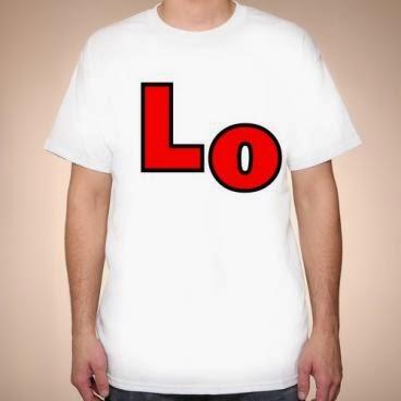 Koszulka Love - połówka męska