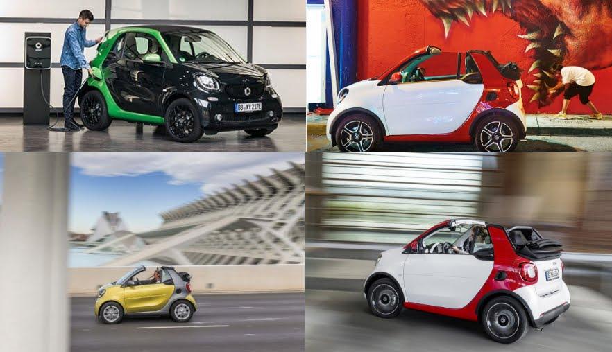 Richiamo per le automobili Smart ForTwo Cabriolet e Coupe: rischio incendio | Auto Motori