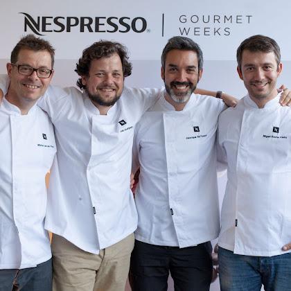Nespresso Gourmet Dinner Experience