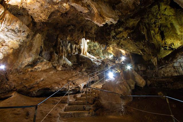 Grotte Is Zuddas