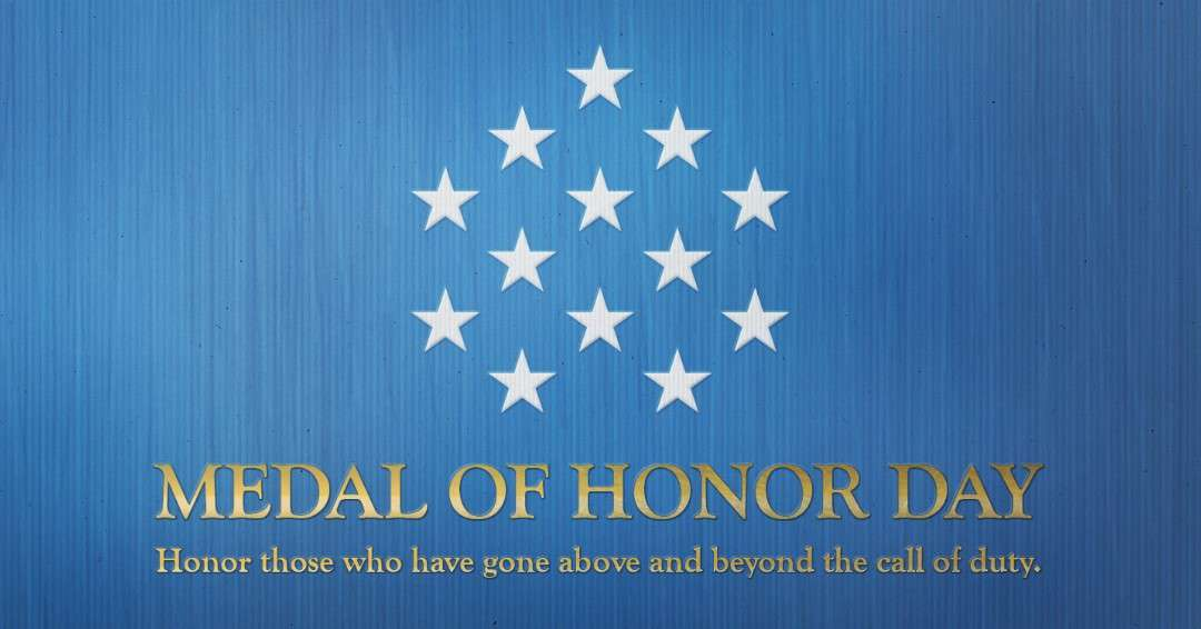 National Medal of Honor Day Wishes For Facebook