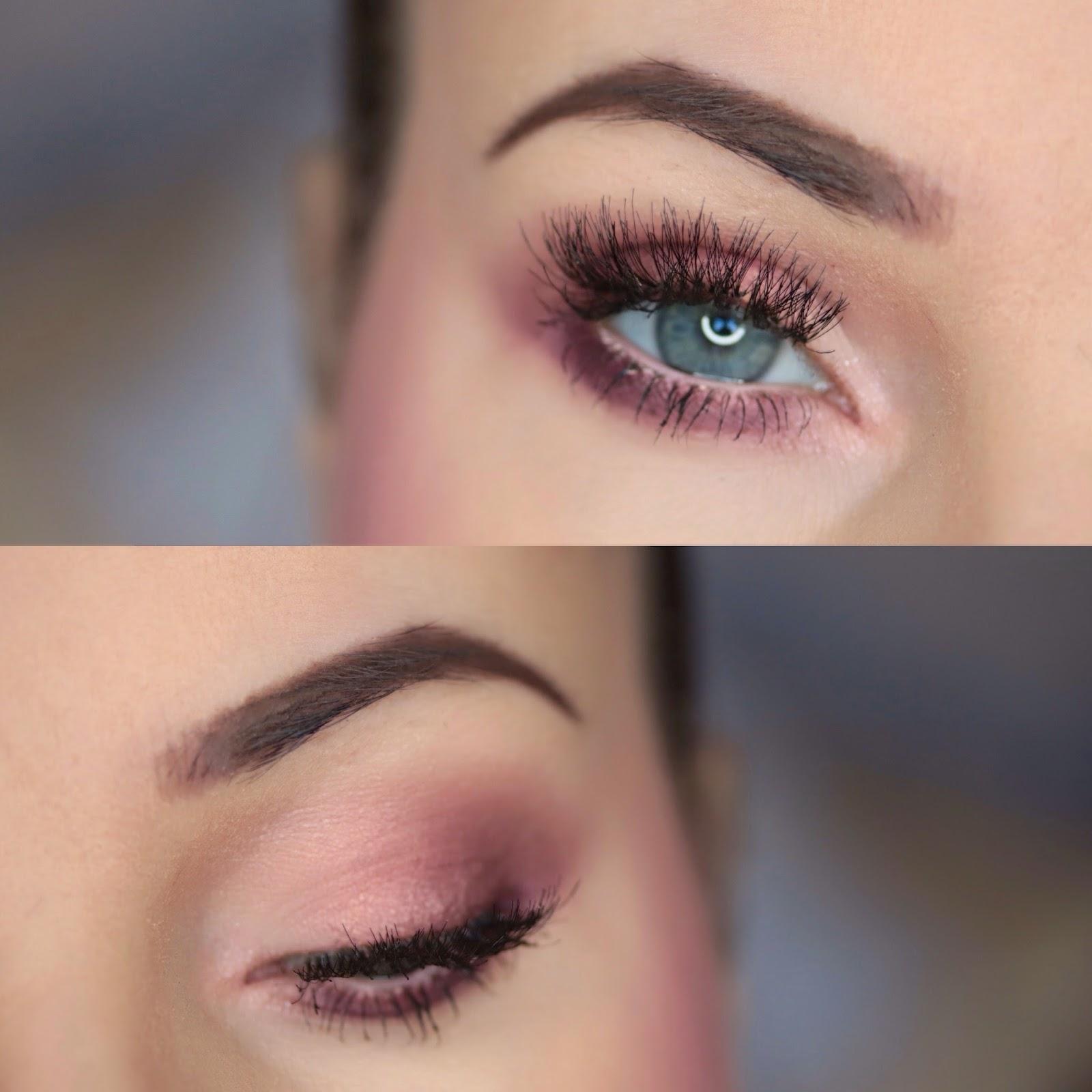 Brzoskwinia, Śliwka, Brąz - Zoeva Warm Spectrum Makeup