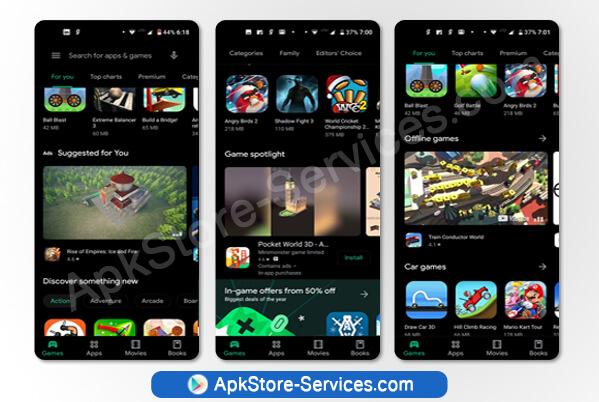 متجر Google Play يتيح لك خاصية تعطيل تشغيل الفيديو تلقائيا