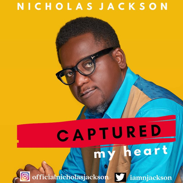 Music Nicholas Jackson - Captured My Heart