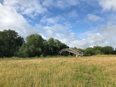 Hart's Weir footbridge