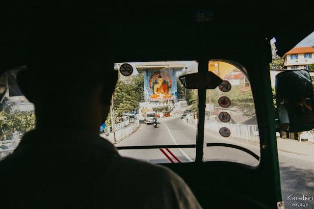 Sri Lanka, tuktuk
