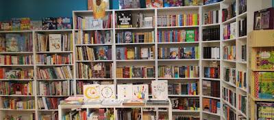 Librería Serendipias en Tres Cantos