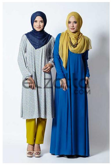 Katalog Baju Muslim Elzatta Edisi Terbaru