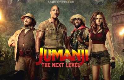 Jumanji The Next Level Hindi + Eng Dual Audio HD Full Movies 480p 2019