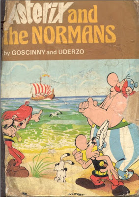 Download free ebook Asterix and the Normans - Album 9 pdf