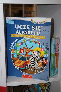 """""""Uczę się alfabetu"""" - recenzja"""