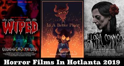 Horror Films In Hotlanta 2019