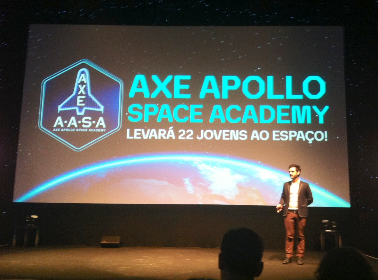 axe apollo space academy indonesia - photo #22