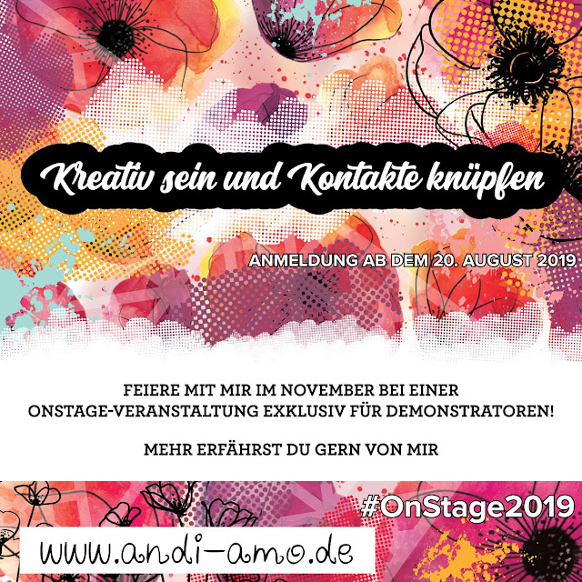 Stampin Up Event OnStage Live 2019 Dortmund