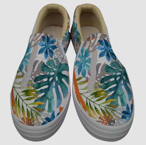 Biar Lebih Asik, Yuk Simak Rekomendasi Desain Custom Sepatu Selop