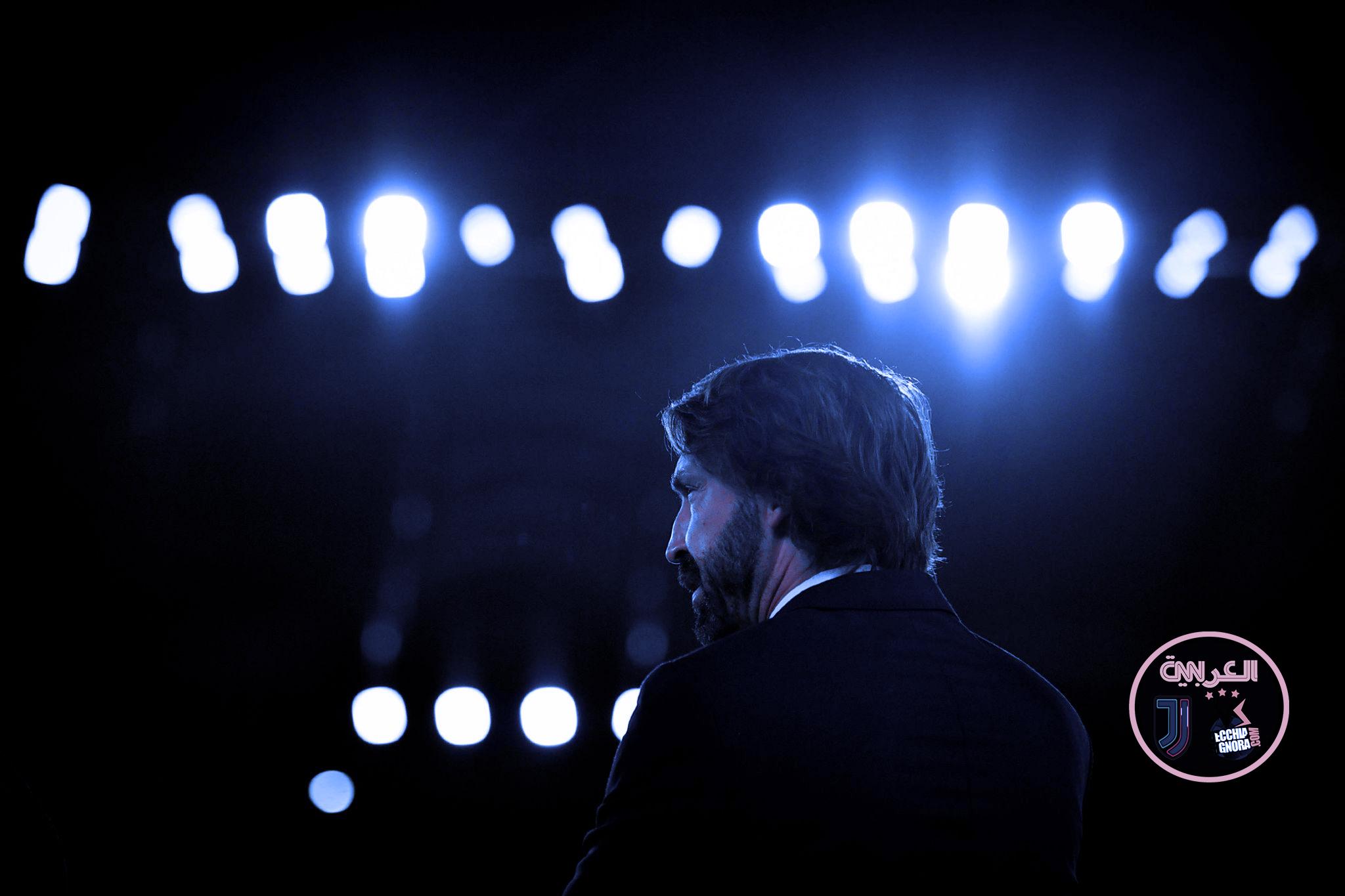 المؤتمر الصحفي لاندريا بيرلو بعد مباراة  روما يوفنتوس