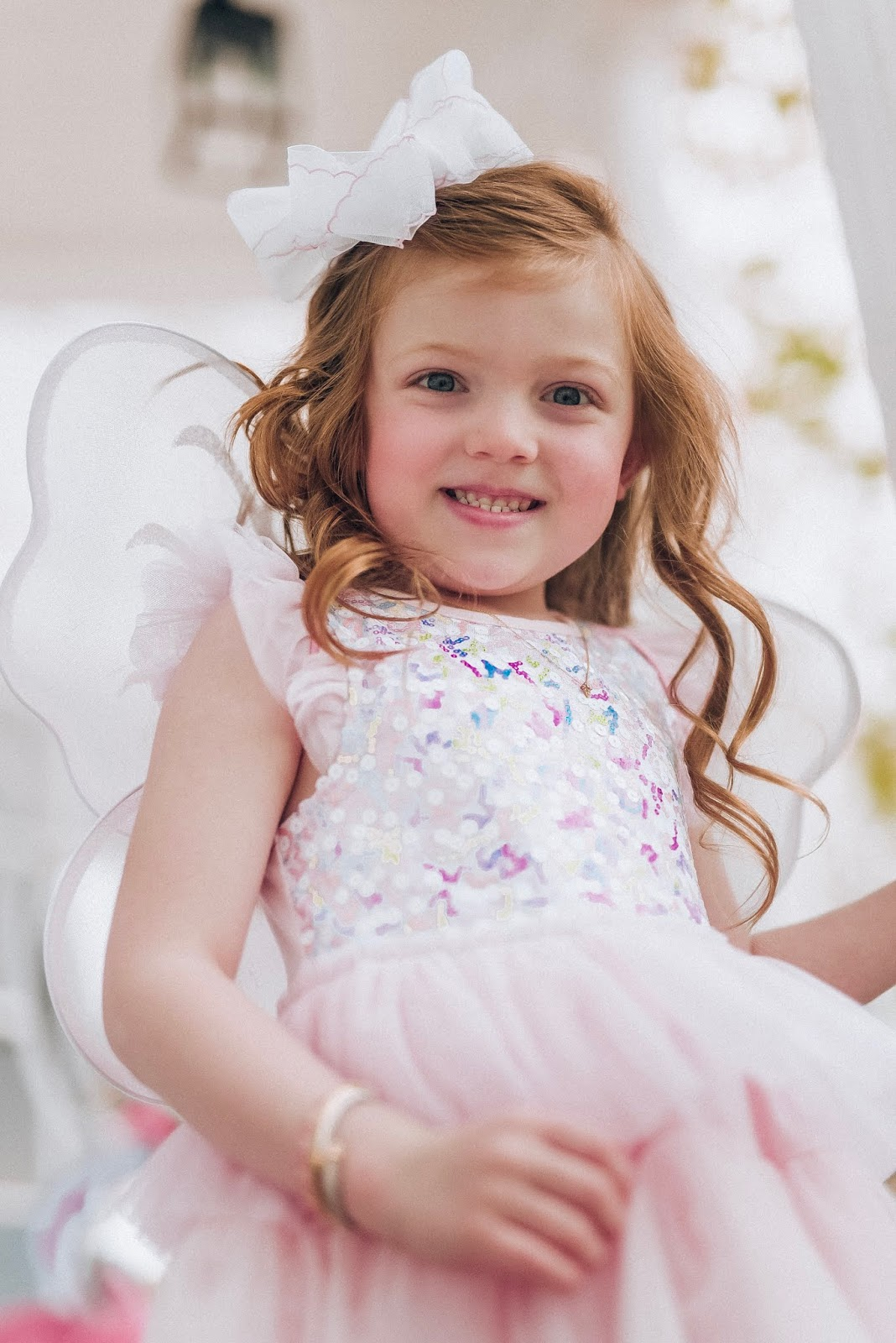 Happy 5th Birthday Madeline + a Little Message on Your Birthday - Something Delightful Blog