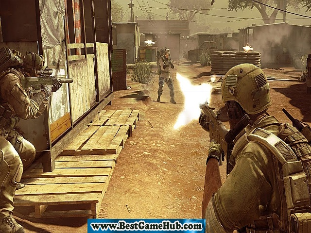 Tom Clancys Ghost Recon Future Soldier Torrent Games Free Download