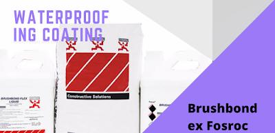 waterproofing coating fosroc