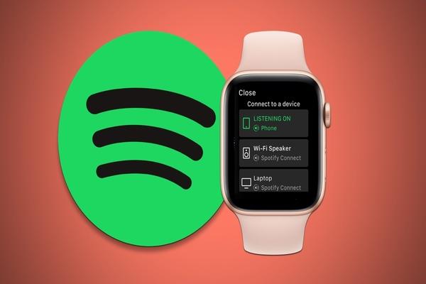أخيرا.. بث الموسيقى عبر تطبيق Spotify على ساعة Apple Watch أصبح ممكنا