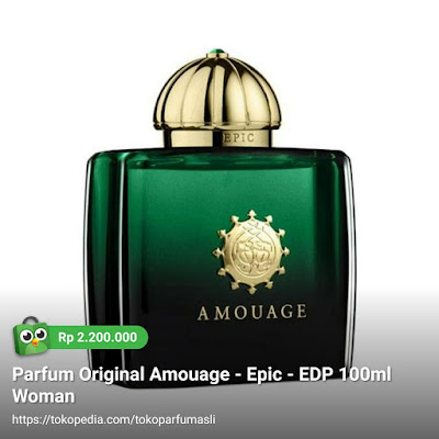 amouage epic edp 100ml woman