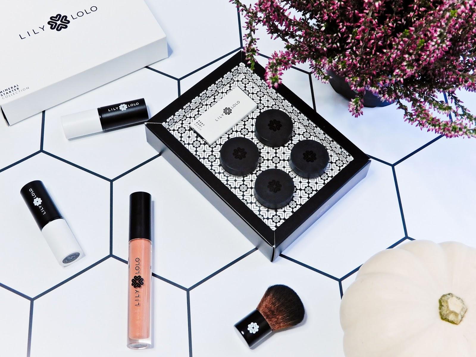 Lily Lolo Mineral Makeup | Naturalne szminki, błyszczyk & Mineral Starter