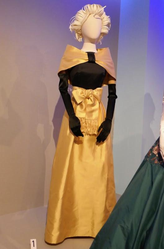 Crown season 2 Jackie Kennedy gown