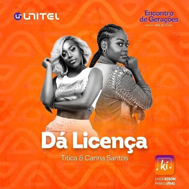 Titica - Dá Licença (Feat. Karina Santos) 2021