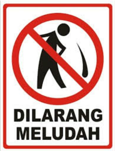gambar dilarang merokok toko fd flashdisk flashdrive