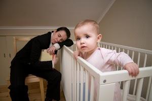 Punca Anak Susah Tidur Malam & Tips Agar Anak Mudah Tidur