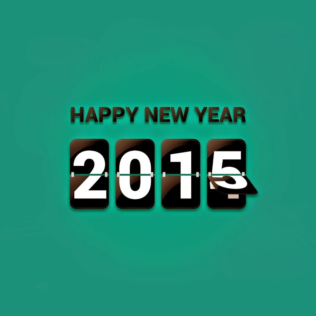 Happy New Year 2015 ♥