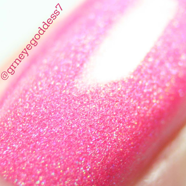 Anonymous Lacquer Perez Pink