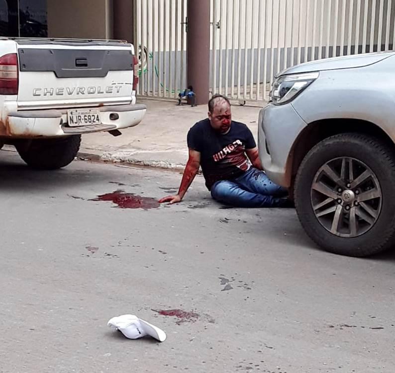 Maior assaltante de banco do país é executado ao sair de barbearia em Nobres