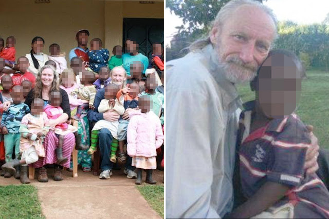 US missionary, Gregory Hayes jailed for more than 15 years for sexually abusing four girls for years at his orphanage in Kenya