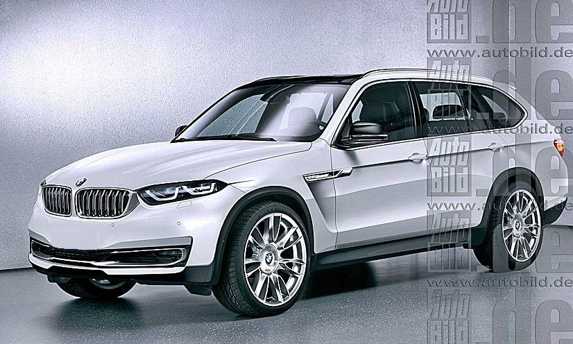 2019 Bmw X7 Launched In New Renderings Auto Bmw Review