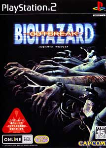 Biohazard Outbreak PS2 ISO (NTSC-J) (MG-MF)