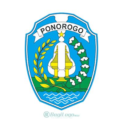 Kabupaten Ponorogo Logo Vector