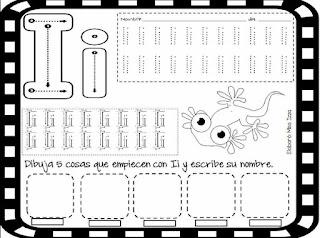 Fichas para aprender a leer por sílabas