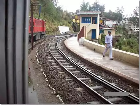 Tara Devi - Kalka Shimla Toy Train
