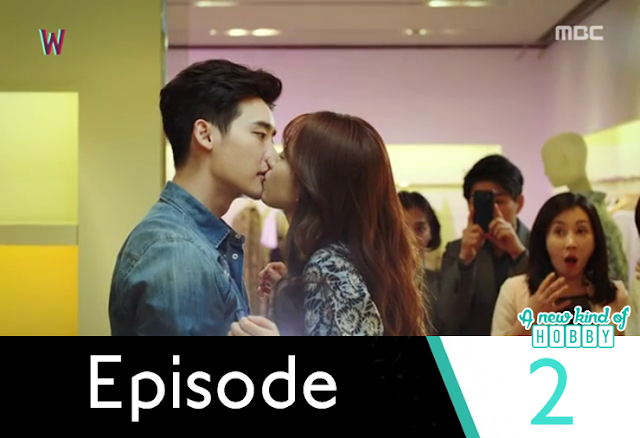 The Kiss & Slap - W Episode 2 Review - Korean Drama 2016